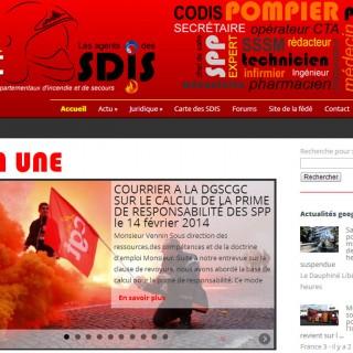 CGT des SDIS
