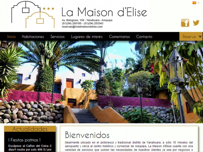 Hotel La Maison d'Elise