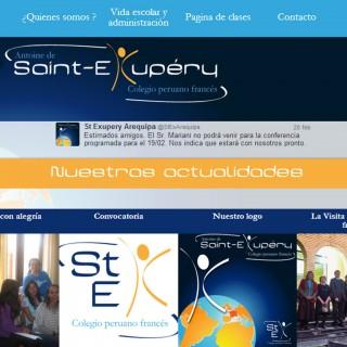 Colegio Peruano Francés Antoine de Saint-Exupéry